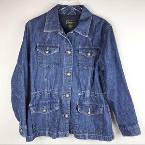 Eddie Bauer Women's Denim Jacket